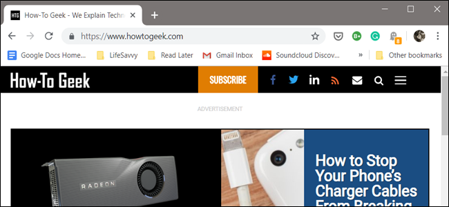 How to Get the Most Out of the Chrome Bookmarks Bar
