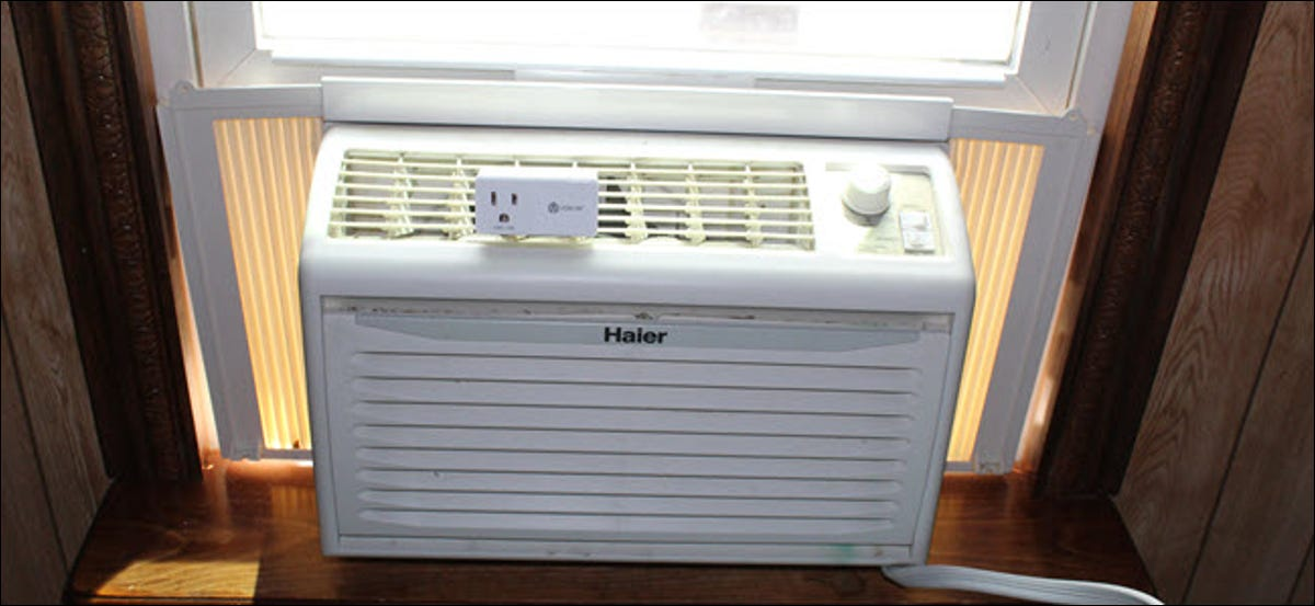 How To Make Your Dumb Window Air Conditioner Smart