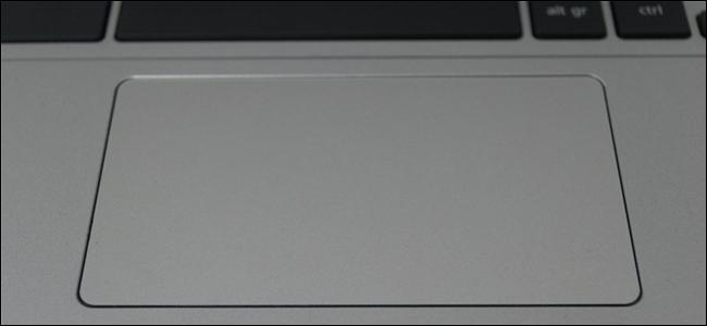 Chromebook touchpad hero