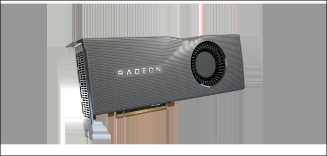 AMD Radeon RX 5700 XT GPU