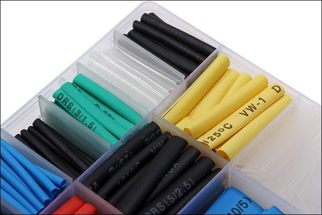 Electrical Heat Shrink Tubing