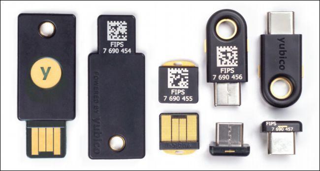 Yubico FIPS keys