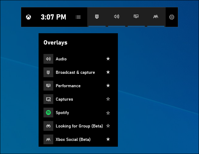 6 Great Features in Windows 10's New Game Bar