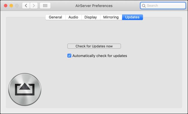 Update AirServer Kernel Extension