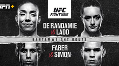 How to Stream UFC Fight Night 155 de Randamie vs. Ladd Online