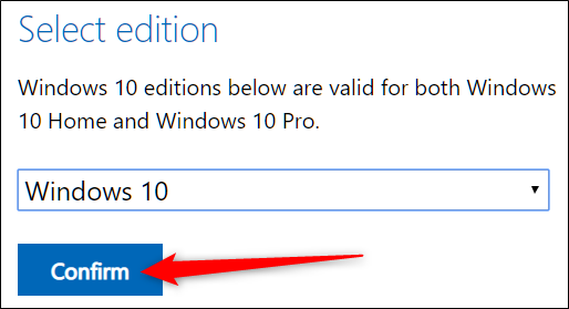 How to Download a Windows 10 ISO Without the Media Creation Tool