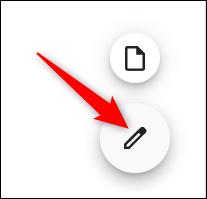 Click the black pencil icon.