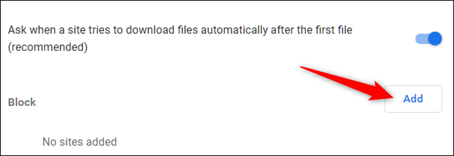 How to Enable or Disable Multiple File Downloads in Chrome