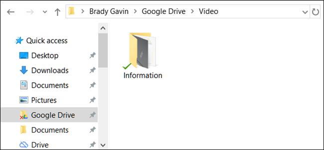 A copied folder in a new destination folder on Windows File Explorer.