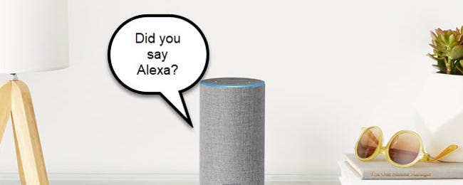 How Alexa Listens for Wake Words