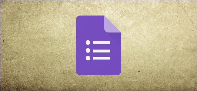 Google Forms Header Image