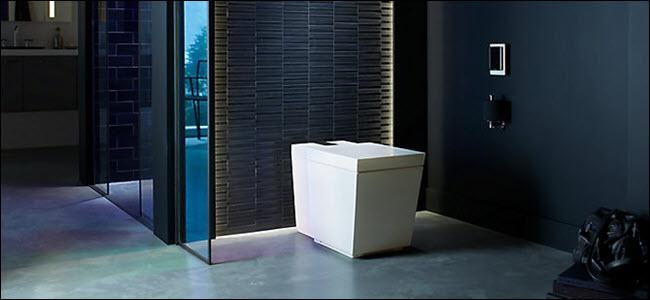 A Numi smart toilet