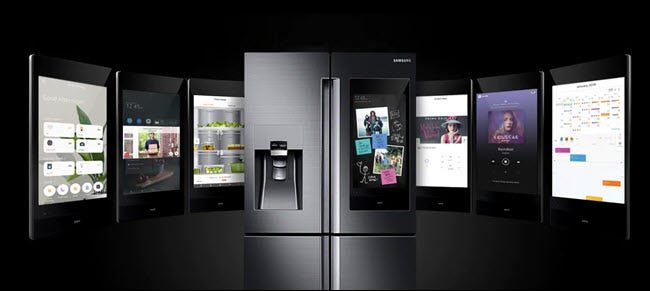 Samsung Smart fridge