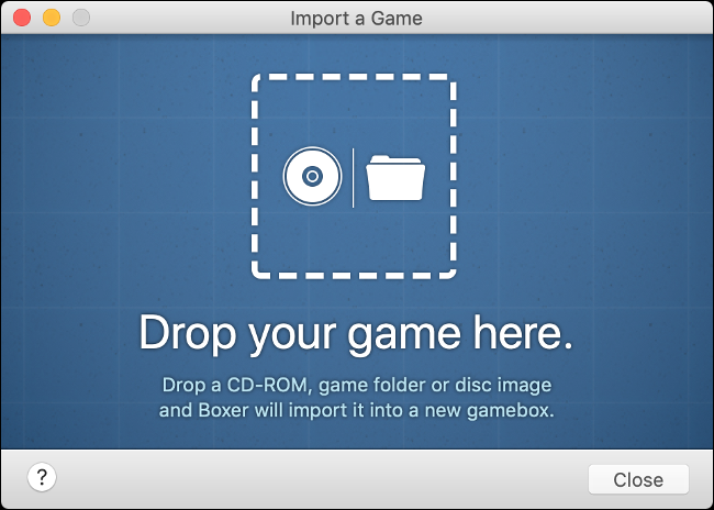 Installing a DOS Game on Modern macOS with Boxer