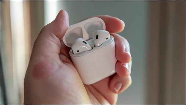 Restablecimiento de Apple AirPods