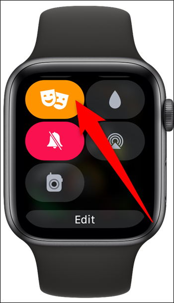 Apple Watch Control Center Walkie Talkie