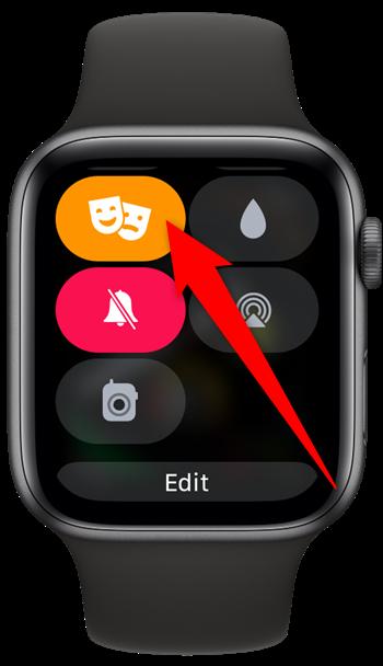 Apple Watch Control Center Walkie Talkie