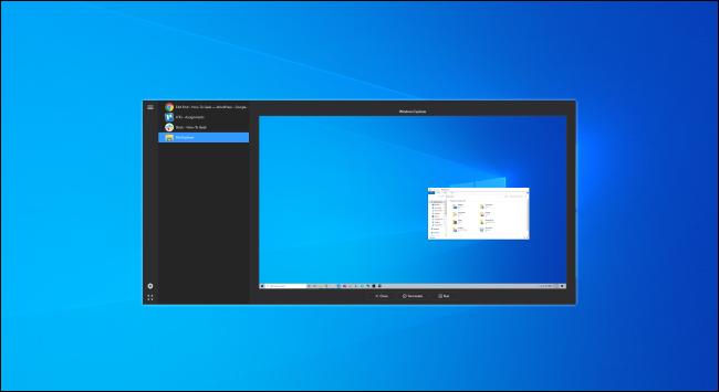Alt + Tab Terminator en Windows 10.