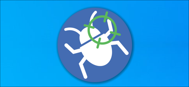 AdwCleaner logo on Windows 10 desktop background