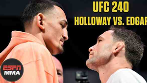 How to Stream UFC 240 Holloway vs. Edgar Live Onlne