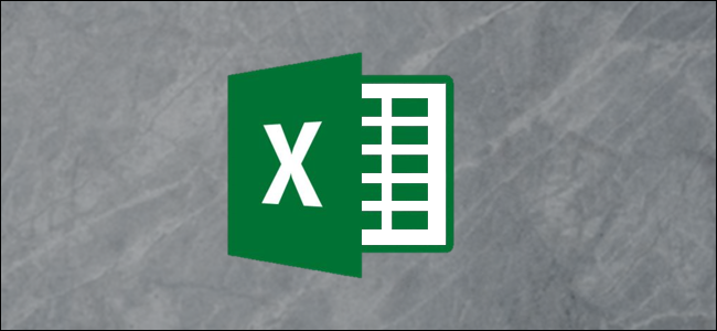 The official Microsoft Excel logo on a gray background