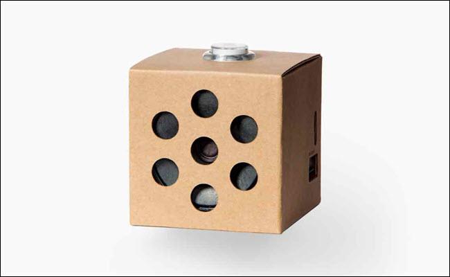 A Google AIY voice kit