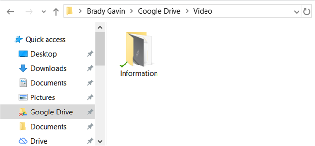 A copied folder in a new destination folder on Windows File Explorer.