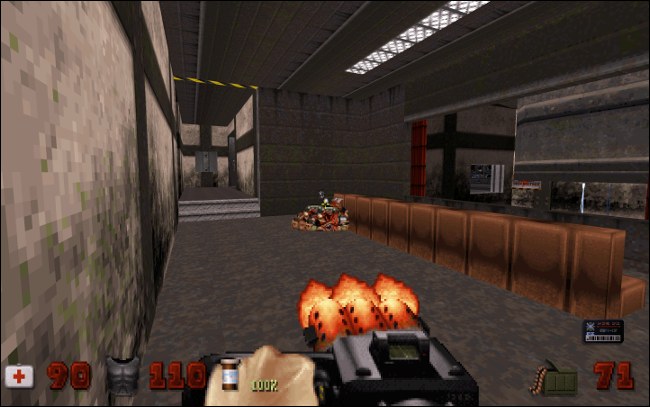 Duke Nukem 3D on Modern macOS via eDuke32