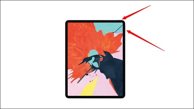 Apple iPad Pro 2018 Power and Volume Buttons New