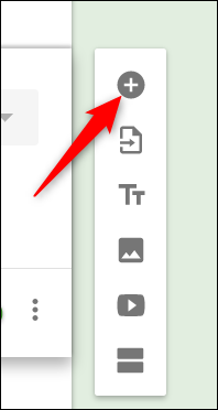 Click the plus sign (+) to add more fields