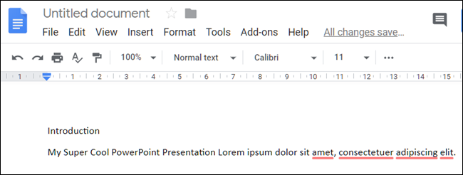 When pasting without formatting, the text abides by the formatting your document uses where you pasted it.