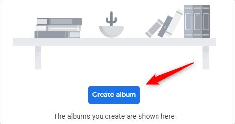 Create Album