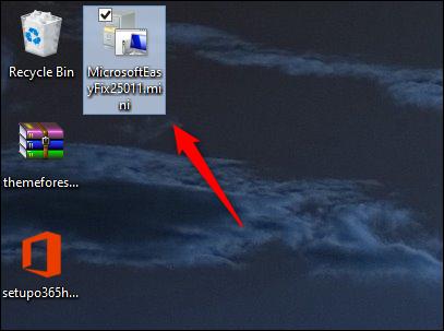 Microsoft Easy Fix