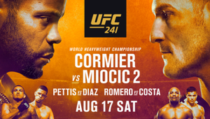 How to Stream UFC 241 Cormier vs. Miocic Live Online