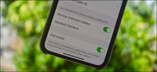 "How iOS 13's ""Silence Unknown Callers"" Will Stop Phone Spam"