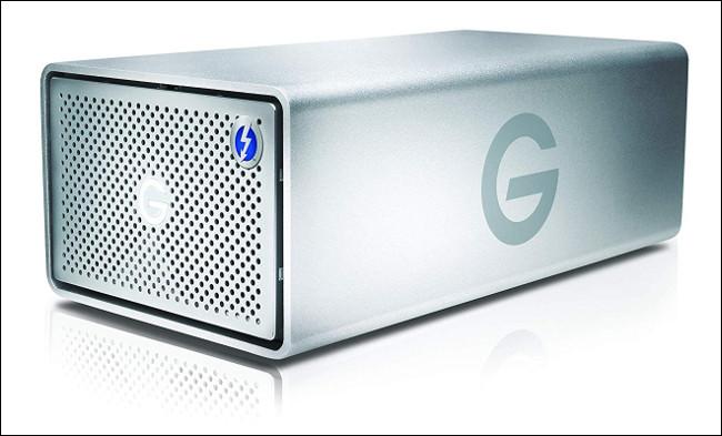 G-Tech G-RAID enclosure