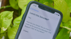 How to Create Calendar Events from Mail on iPhone and iPad