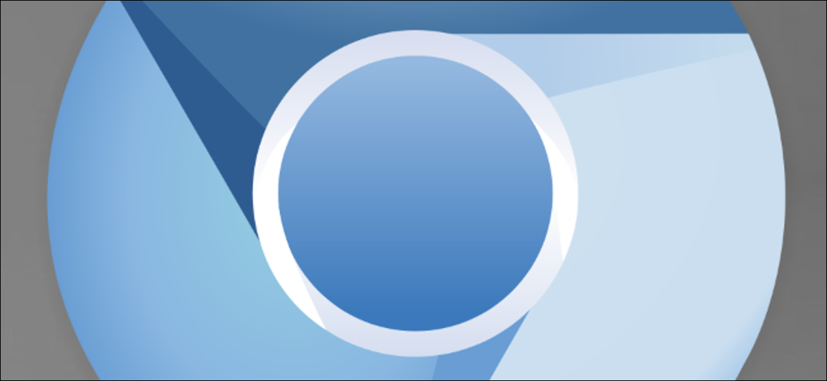 Chromium browser logo.