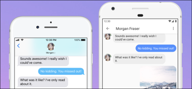 iMessage on Android with AirMessage