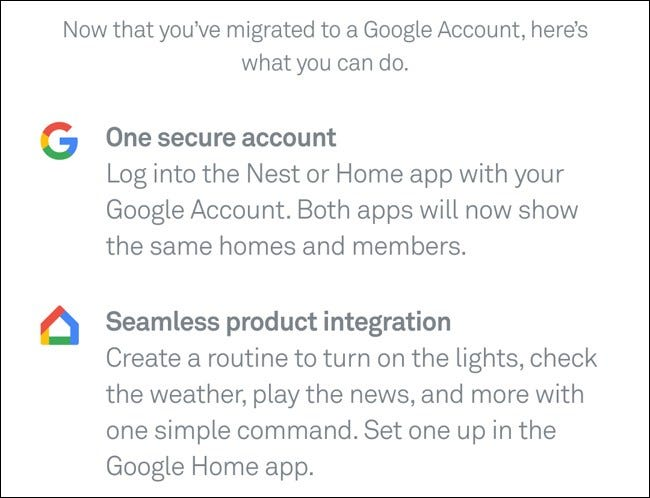 Nest App Click Done to Finish
