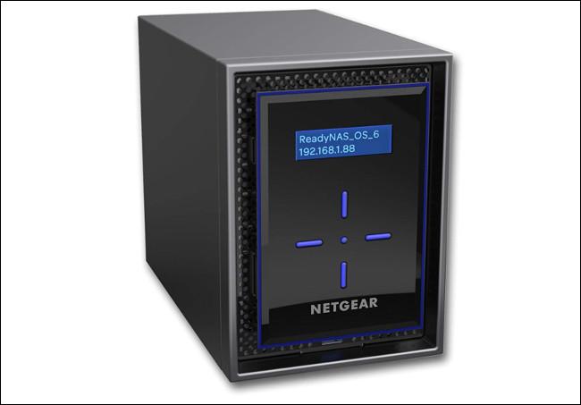 Netgear ReadyNAS RN422 Network Drive