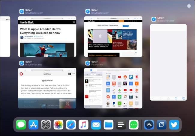 App Expose for Safari app in iPadOS 13