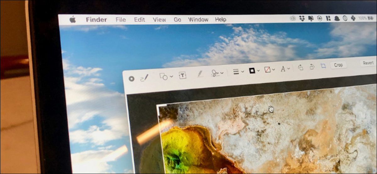 Quick Look window on Mac showing the crop feature