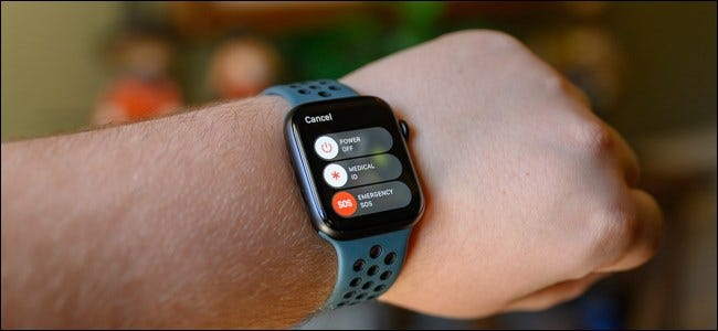 Apple Watch Emergency Settings