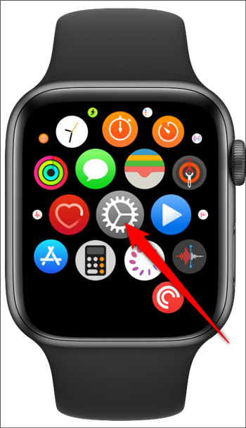 Apple Watch Tap Settings