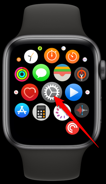 Apple Watch Tap Settings