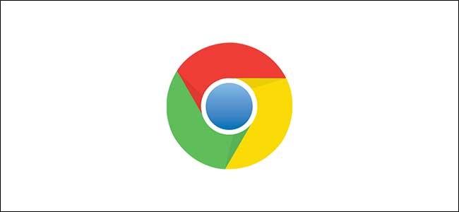 The Google Chrome logo.