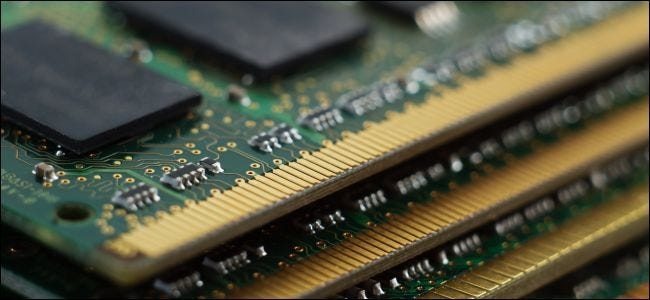 RAM memory.