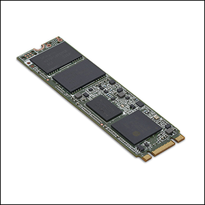 An example of a solid state drive courtesy of Intel