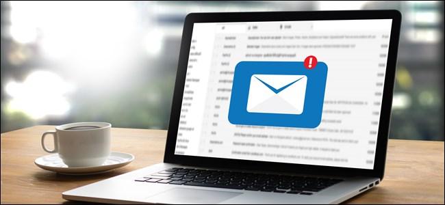 Laptop Email Logo